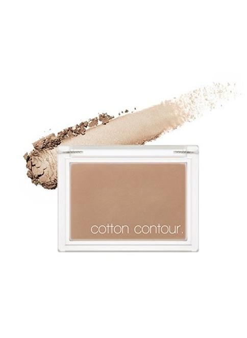 Missha Cotton Contour (Salted Hot Choco) Bej